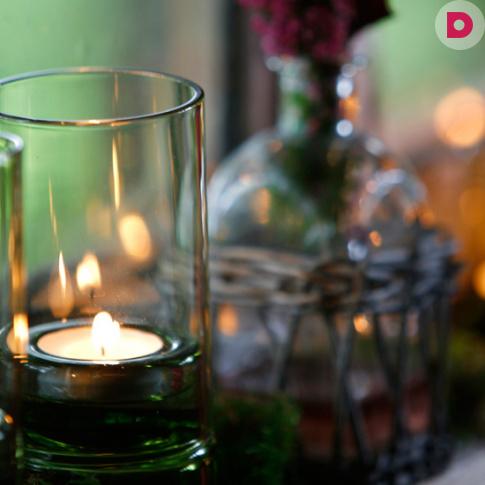 Осеннее освещение квартиры