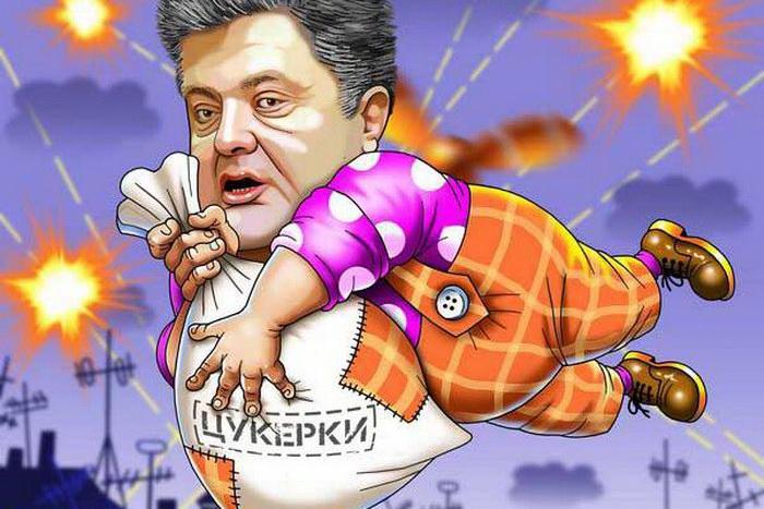 Российские конфеты вытесняют украинские с рынков Центральной Азии