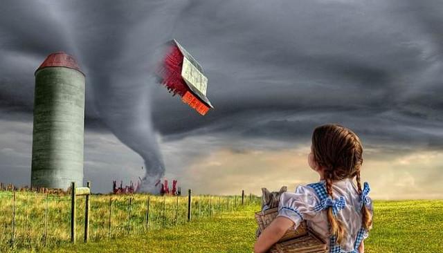 Климатическое оружие уже не сказка