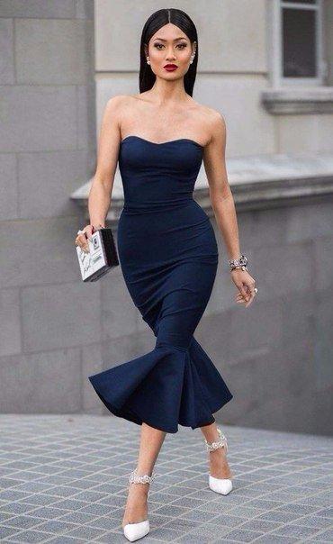 Кому подойдет платье-бюстье: особенности модели и 30 фото-вариантов