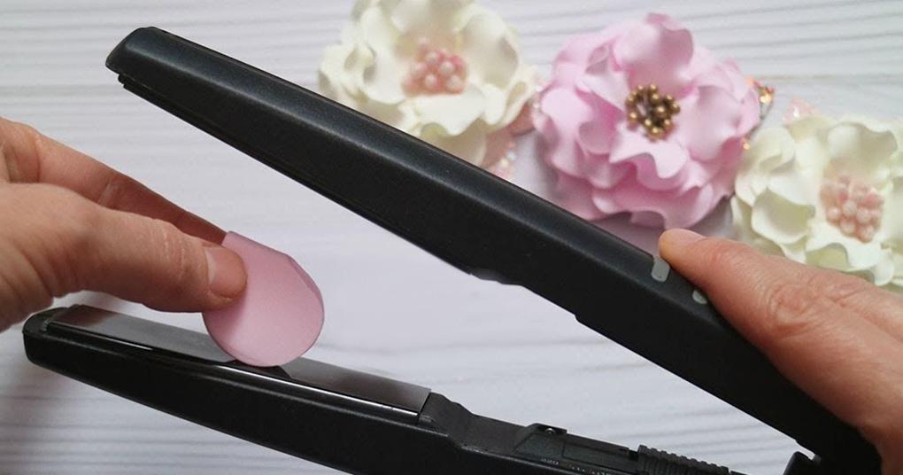 Красота с помощью утюжка для волос: основа для любого аксессуара