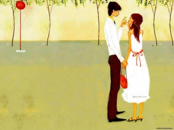 Счастливый мир наполненный любовью (26 картин)