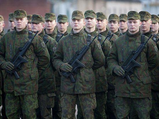 """Прибалтика готовится говорить с Россией """"лишь понятным ей языком силы"""""""