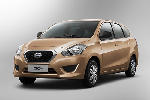 Datsun представляет свой первый минивен