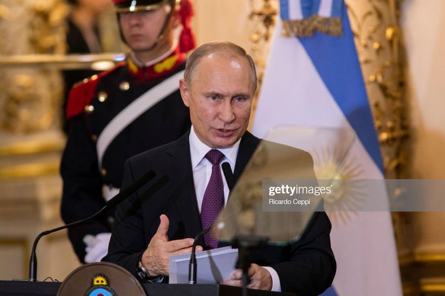 О верном способе говорить с Путиным