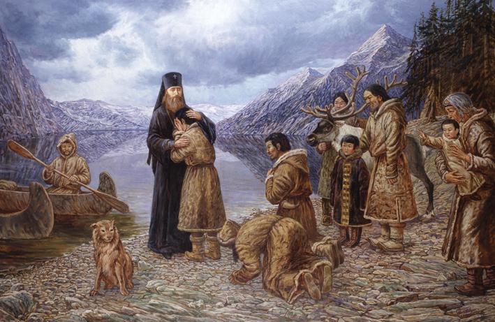Как Аляска стала нашей, а потом - не нашей