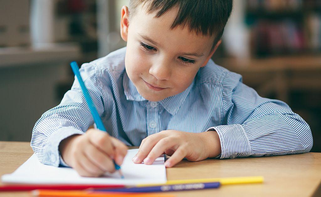 Что должен уметь ребенок в 5-6 лет