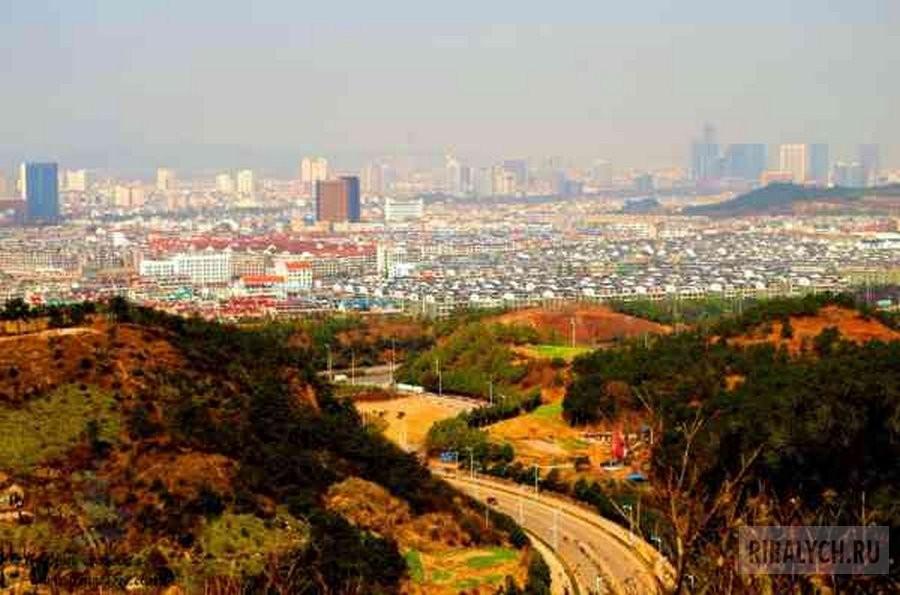 Где и как на самом деле живет среднестатистический китаец — город Иу