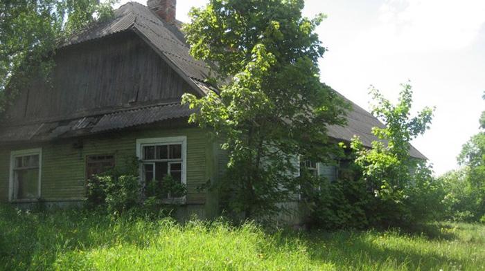 История отчаянной переделки старого дома