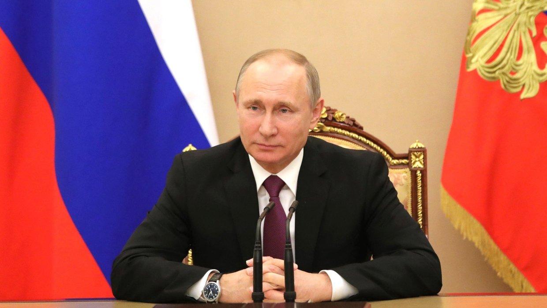 Путин отметил значимость раб…
