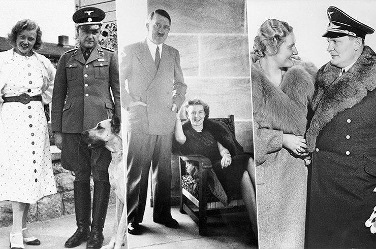 Жена дьявола: как сложились судьбы первых леди Третьего рейха