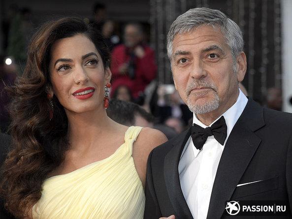 Мама Джорджа Клуни раскрыла пол его будущих с Амаль детей