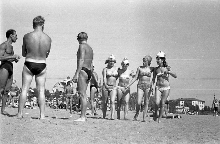 СССР в 1970-х: ретро-фотографии из жизни советских людей