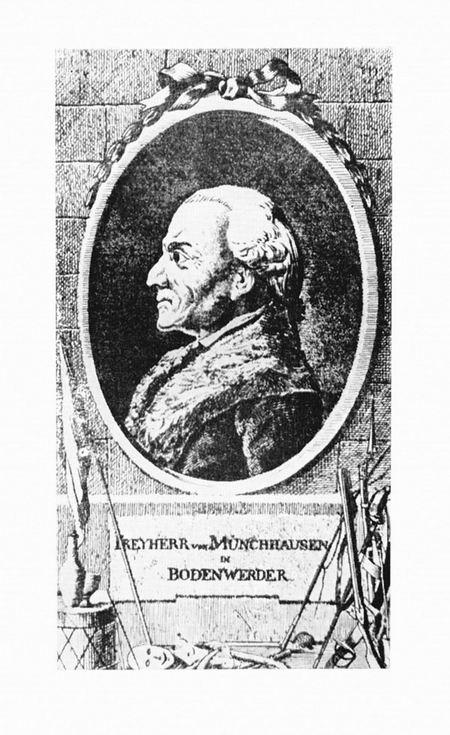 Иероним Карл Фридрих барон фон Мюнхгаузен