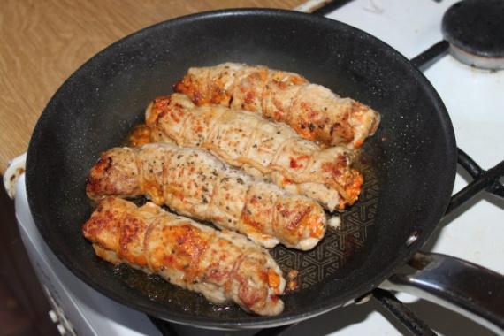 Свиная отбивная на сковороде в кляре рецепт пошагово