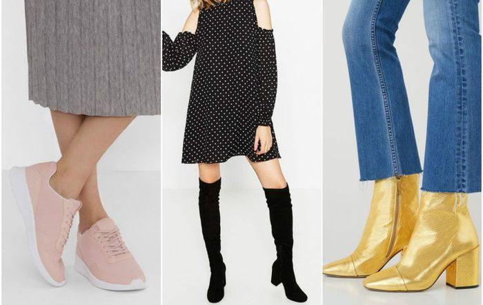 Обувные тенденции осенне-зимнего сезона