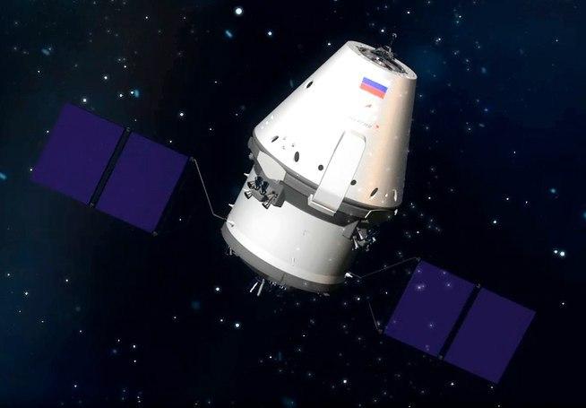 """Началось изготовление космического корабля """"Федерация"""""""