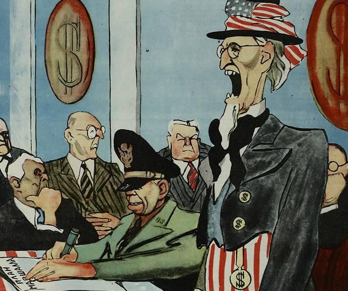 Драг нах остен: США призвали…