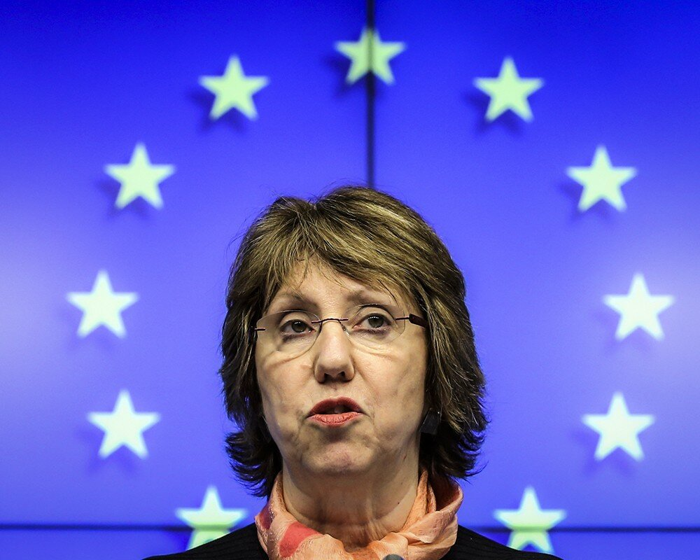 Европейский Союз требует от РФ 1.4 миллиарда евро