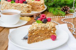 Секреты заварного крема и бисквита. Советы от кондитера