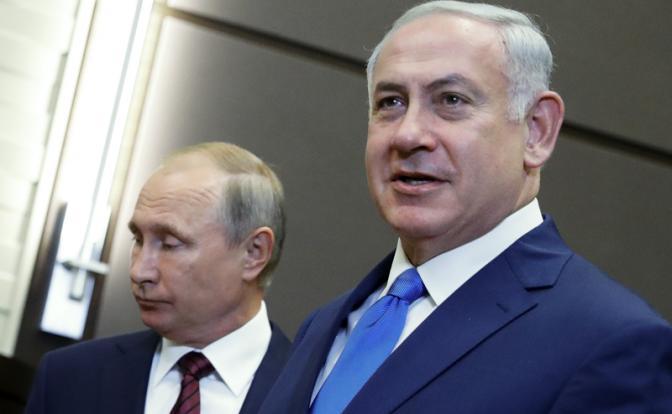 Нетаньяху добился своего на встрече с Путиным
