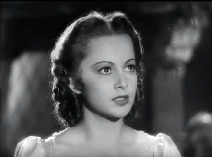 Оливия де Хэвилленд.