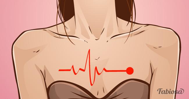 Инфаркт у мужчин и женщин проявляется по-разному. Вот 4 главных женских симптома!