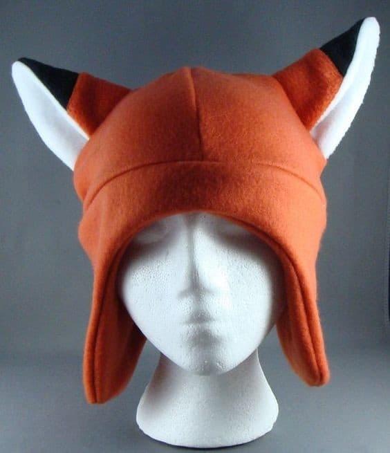 Шьем взрослые шапки с ушками…