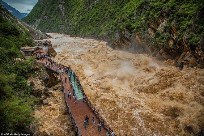 Изумительная красота Китая без туристов