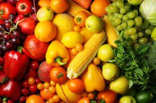 Радуга втарелке. Что говорит цвет о пользе продуктов?