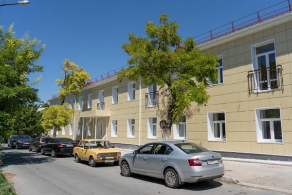 Поликлиника на улице Супруна…