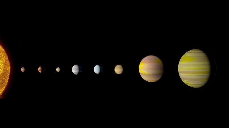Искусственный интеллект открыл новую планету, похожую на Землю Искусственный интеллект, астрономия, новости, планета, солнечная система, телескоп