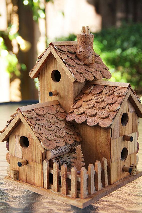 Скворечники для птиц своими руками фото оригинальные идеи