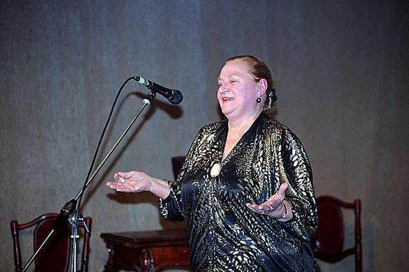 Умерла актриса Надежда Каратаева