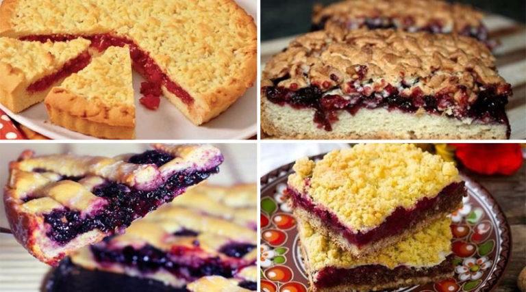 Рецепты домашнего пирога с в…