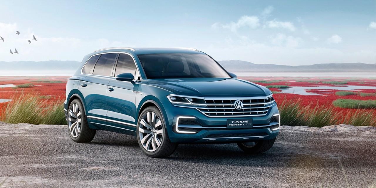 Volkswagen представит шесть новинок