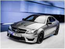 Mercedes-Benz показал 507-сильный C63 AMG