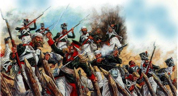 Подвиг полковника Карягина или русские спартанцы