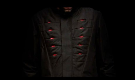 Роботизированная куртка Omius отрегулирует температуру тела