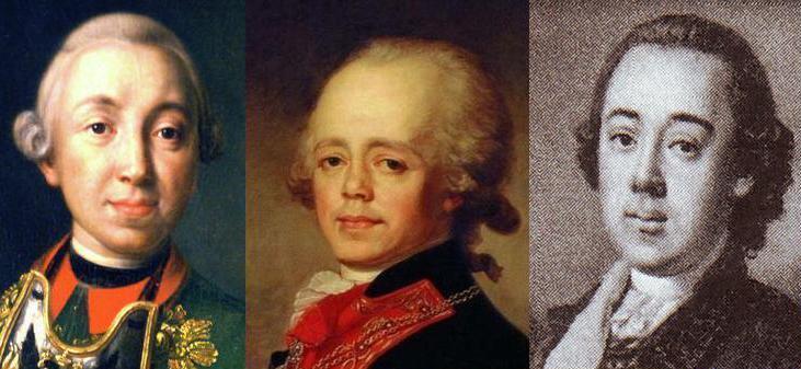 Нераскрытые тайны русских монархов