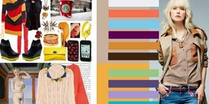 Расширь свою цветовую гамму в одежде