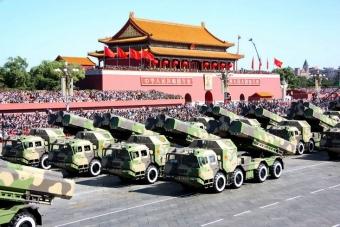 В Китае пройдёт парад Победы
