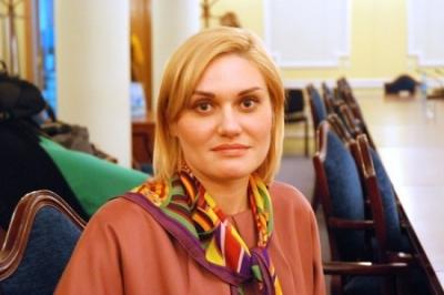 Депутат от «мусорной» «Самопомощи» предложила отключить России электричество