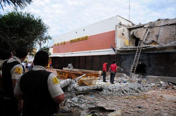 ВБразилии убиты трое подозреваемых вкрупнейшем ограблении вПарагвае