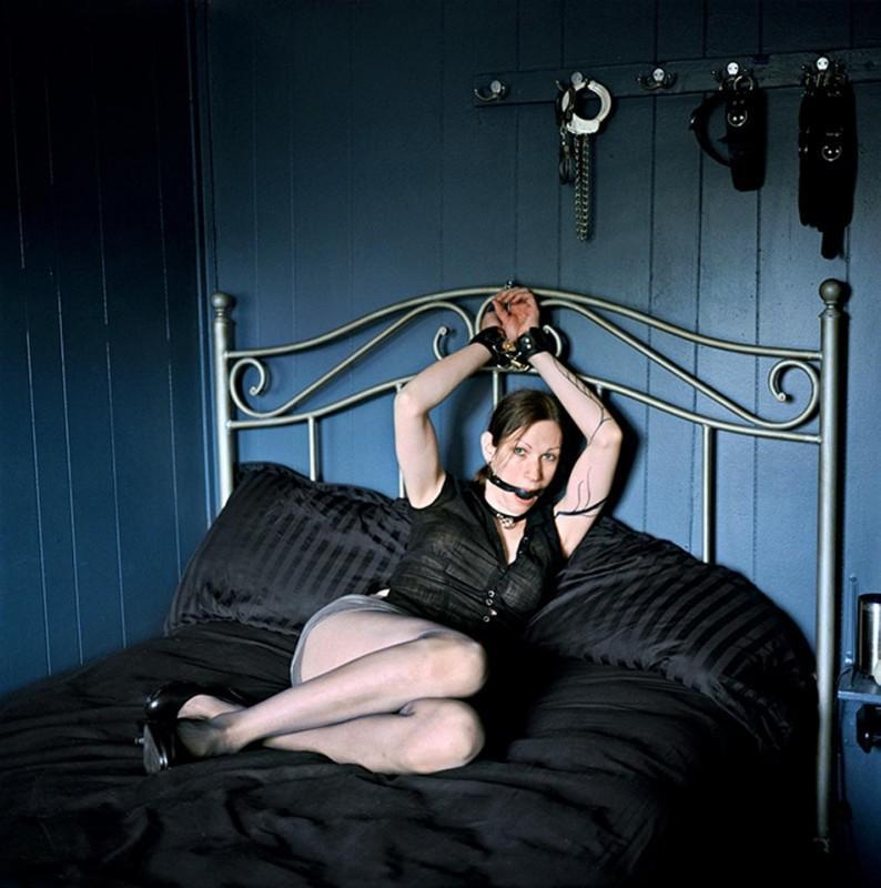 Жители Нью-Йорка с сексуальными фетишами