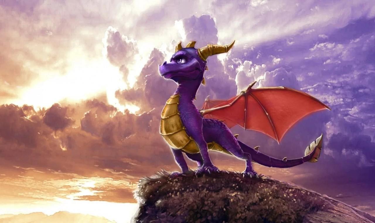 Легенда о плененном драконе.