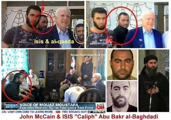 Про арест друга Маккейна