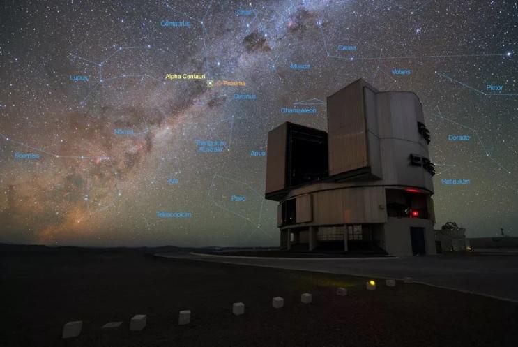 Один из мощнейших наземных телескопов скоро станет еще мощнее