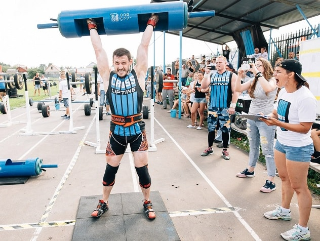Как Дмитрий Клоков объединил все силовые виды спорта в один