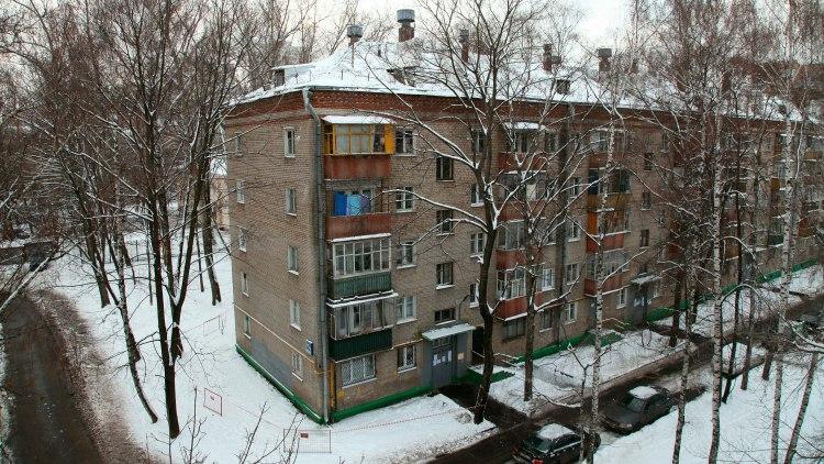 В Госдуме предложили расселить все хрущевки в России